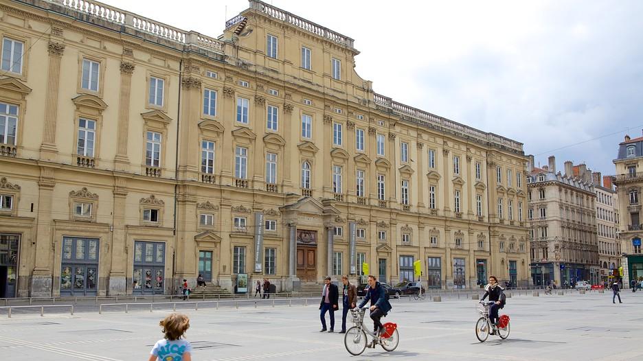 Visite privative des Beaux-arts de Lyon