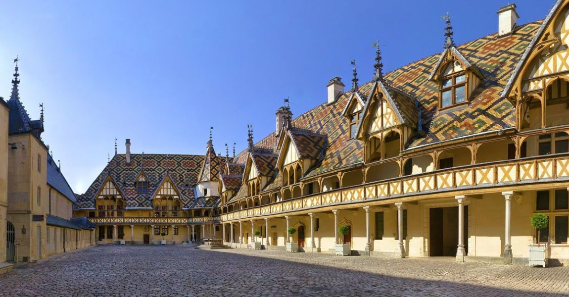 Visite privative des hospices de Beaune