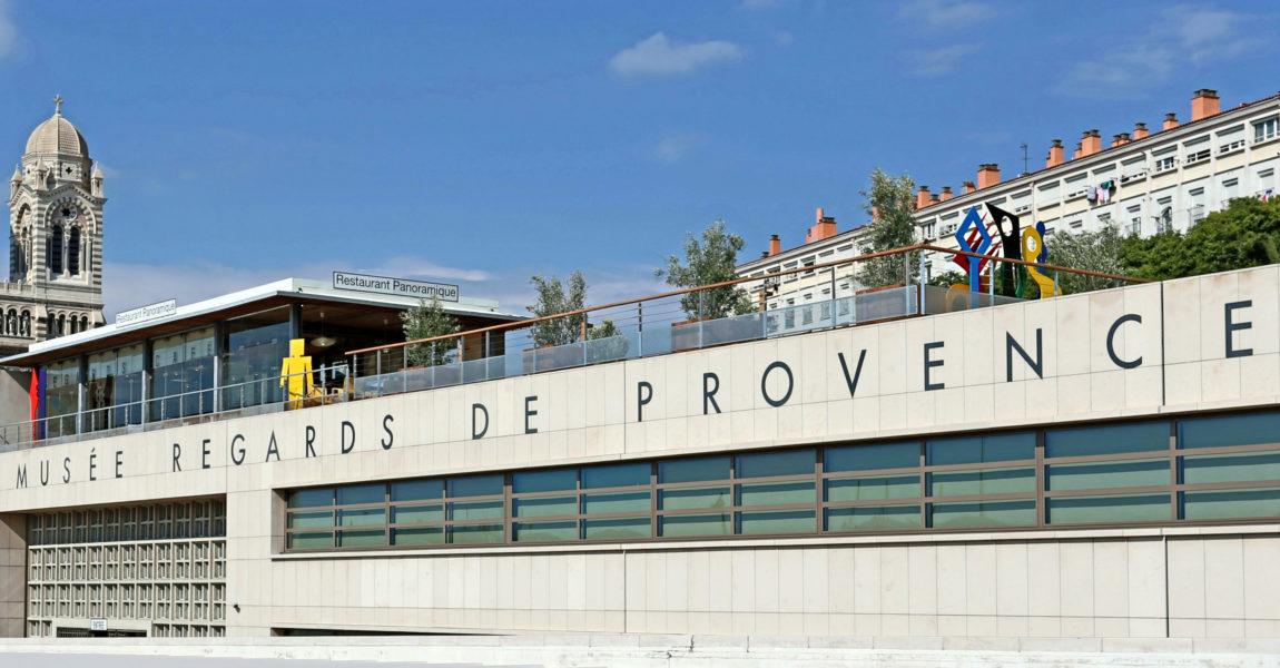 Rencontre avec une artiste au Musée Regards de Provence et dans son atelier