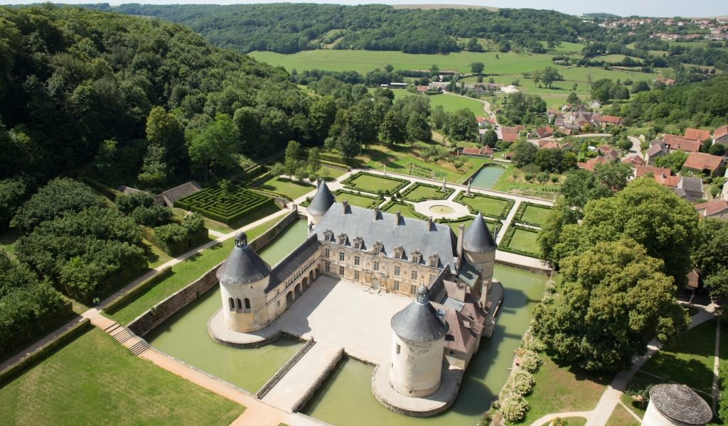 Soirée prestige au Château de Bussy-Rabutin