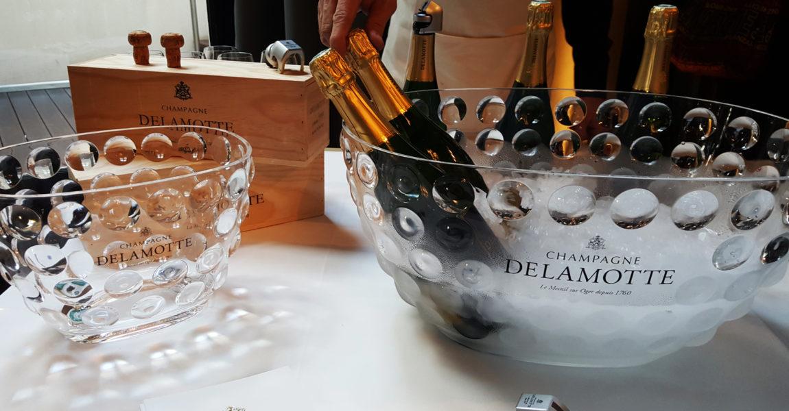 Champagne Salon Delamotte