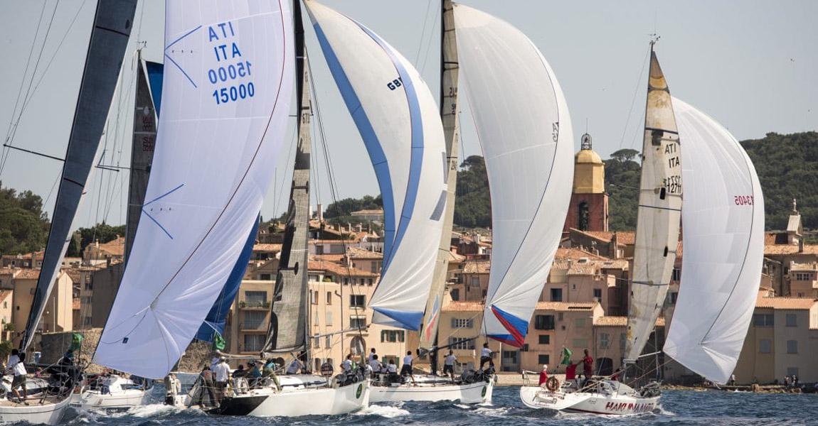 Régate à St Tropez