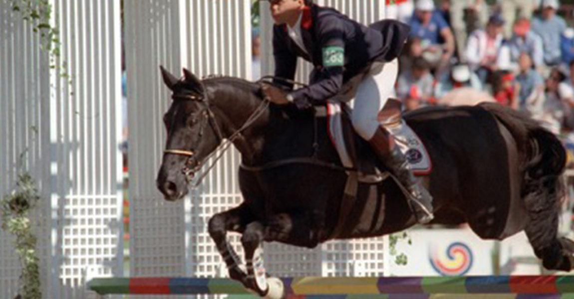 Leçon particulière d'équitation avec Pierre Durand