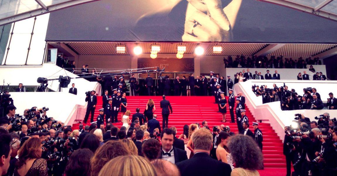Montée des marches du Festival de Cannes 2020