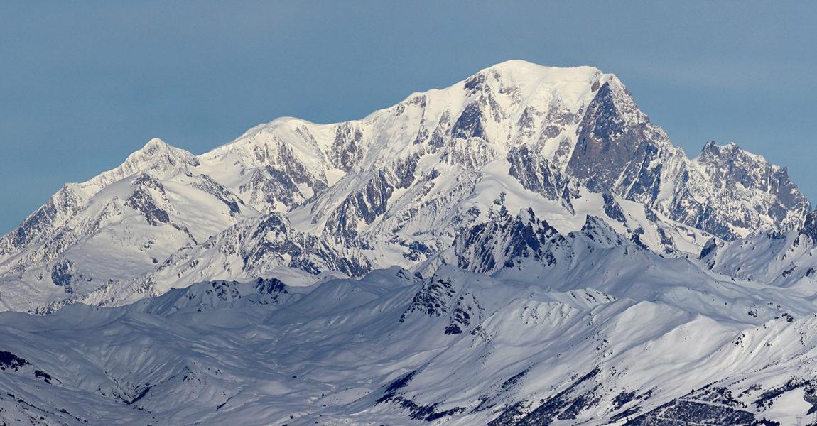 Tour du Mont Blanc en hélicoptère