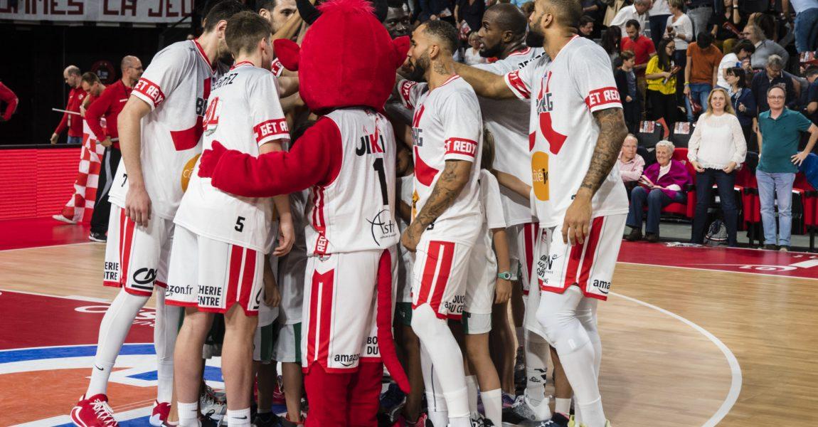 JL Bourg en Bresse (Basket Pro A)